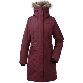 Didriksons 1913 Mea Parka Women, anemon red